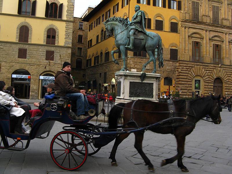 Piazza della Signoria .. 0468