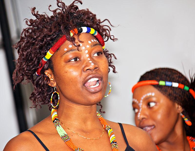 Africa Day Singer