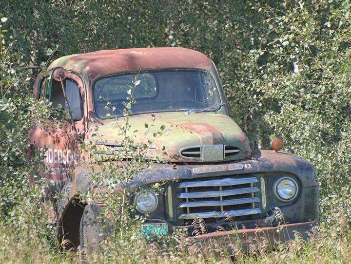 Abandoned vehicle 0002