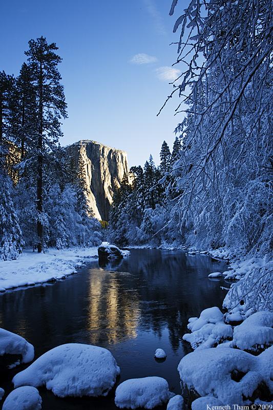 El Cap - Winter