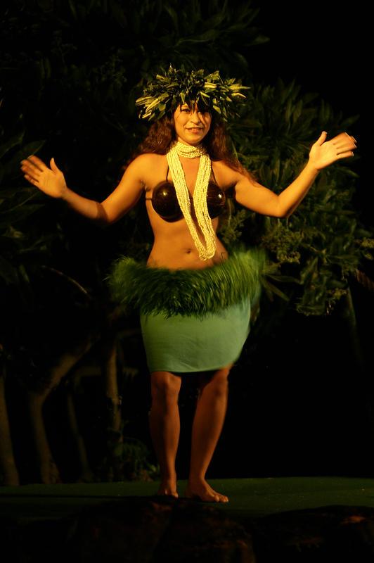 Traditional Hula