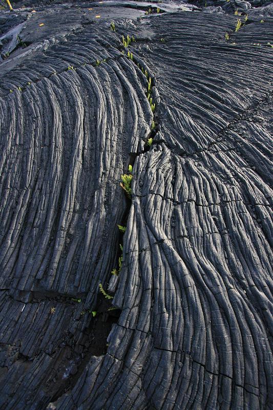 Walking on Lava