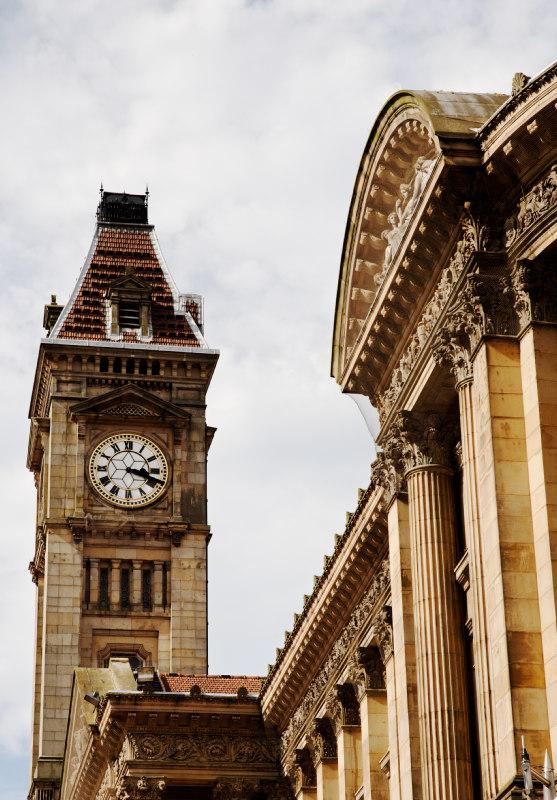 Birmingham City Art Gallery & Big Brum