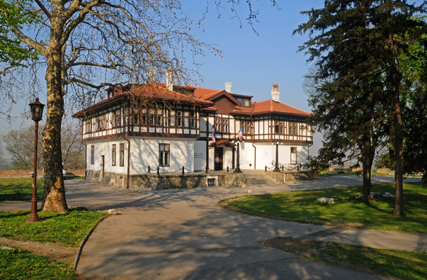 Institute for the protection of cultural monuments of Belgrade