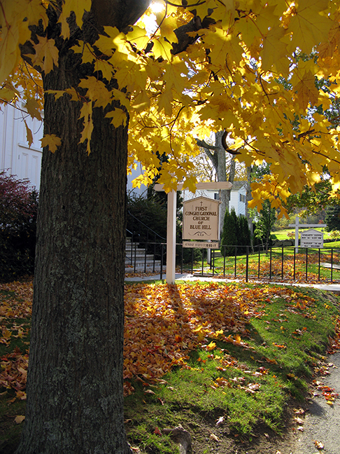 First Congregational Church of Blue Hill