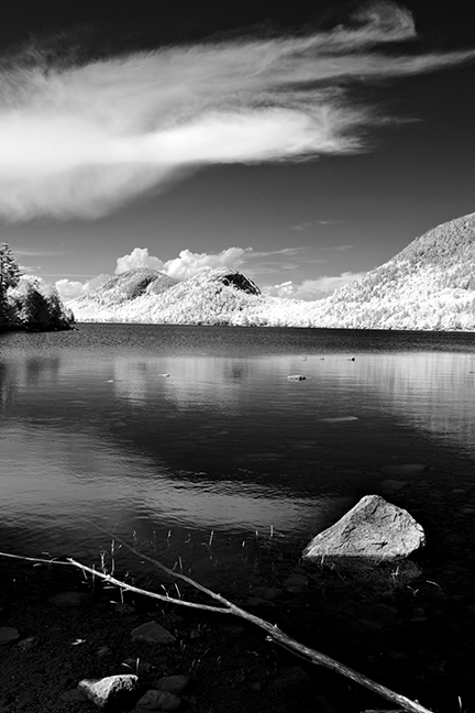 Jordan Pond IR #1 variation