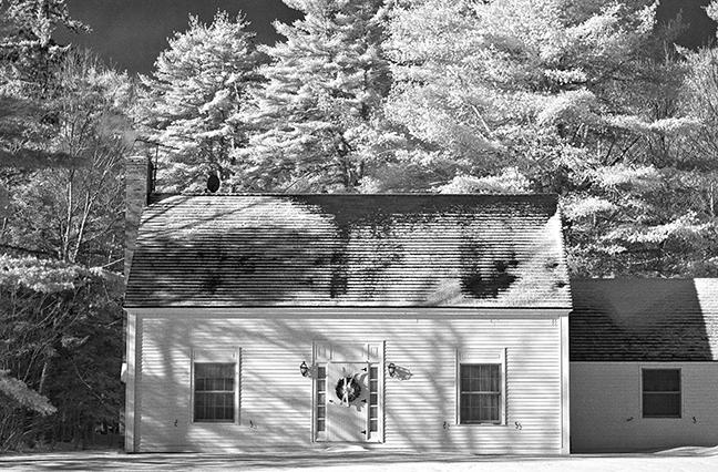 The Servants House
