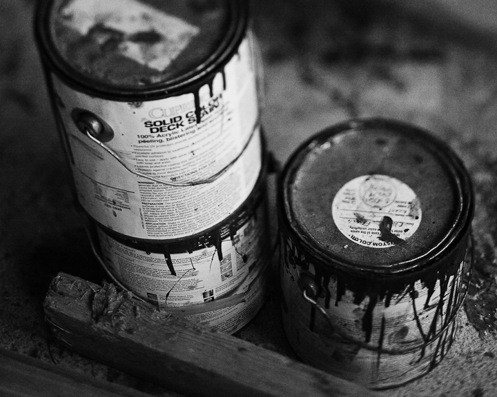 Stain Cans