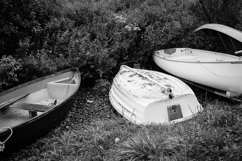 Four Boats