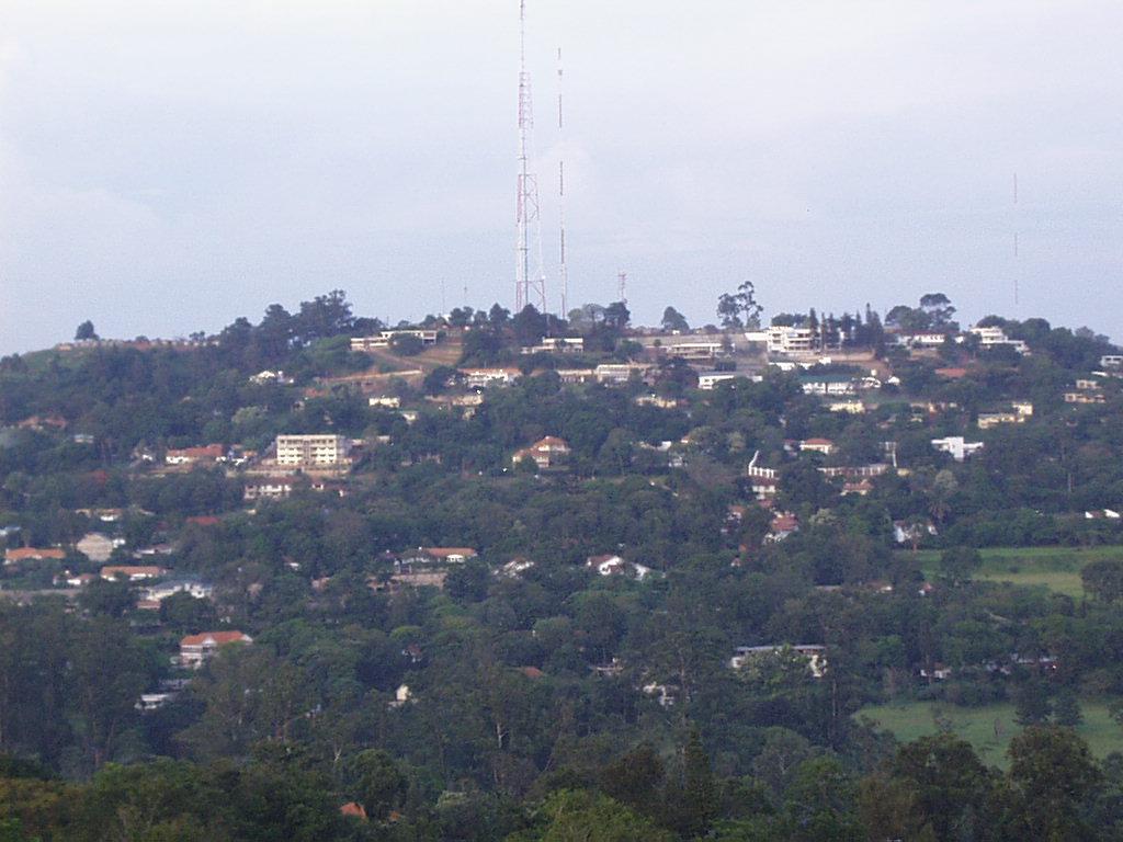 Kololo Hill Kampala Uganda