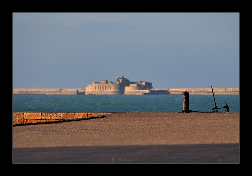 La Rade de Cherbourg - fort central (EPO_6509)