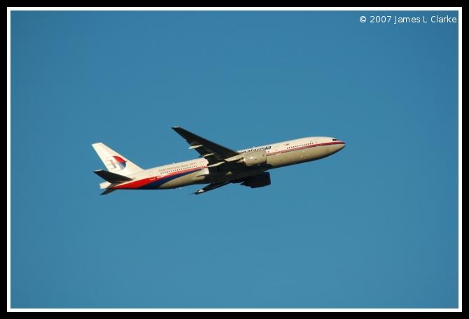 Flying Malaysia