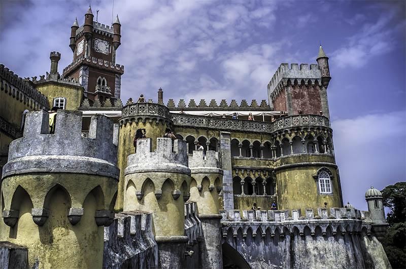 SINTRA - Palacio De Pena