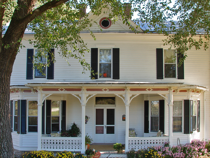 Historical homestead