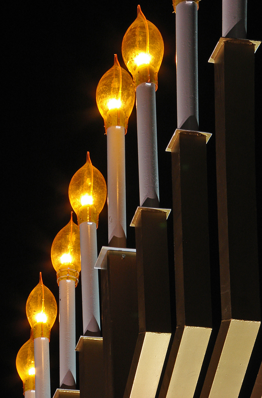 The National Menorah