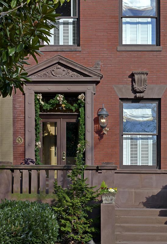 Historic Preservation house