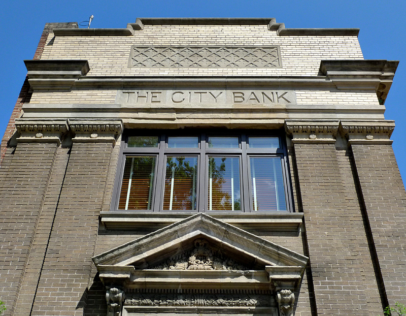 The City Bank building (1908)
