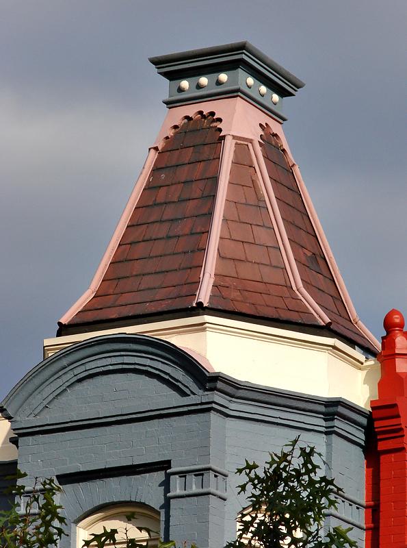 The most unique roof