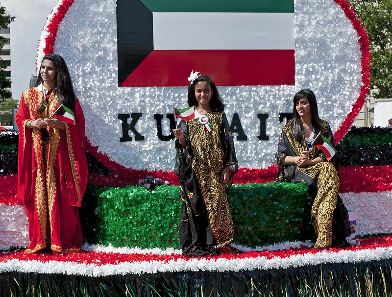 Kuwait Remembers Gulf War Veterans