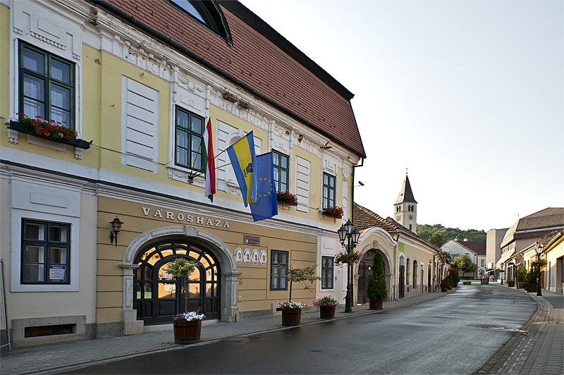 Tokaj City Hall