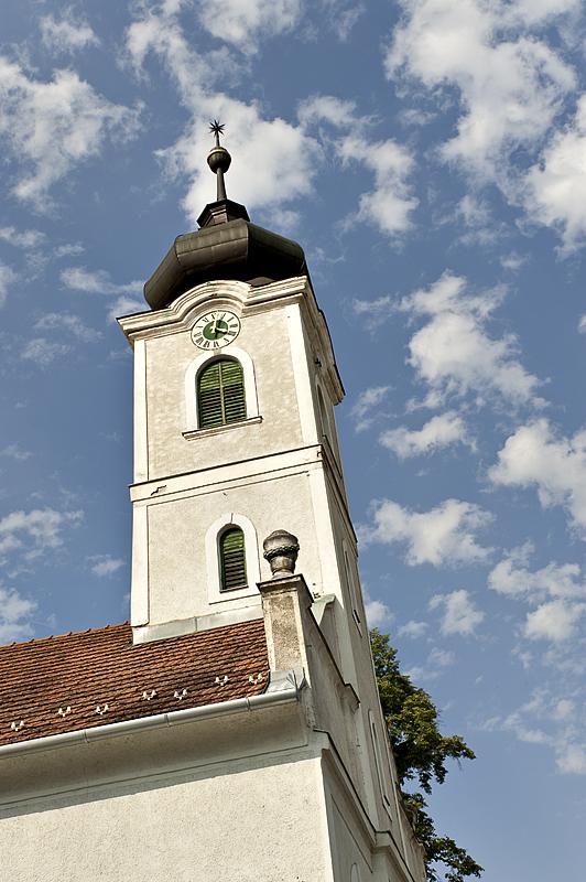Gödöllő, Reformed Church (1745)