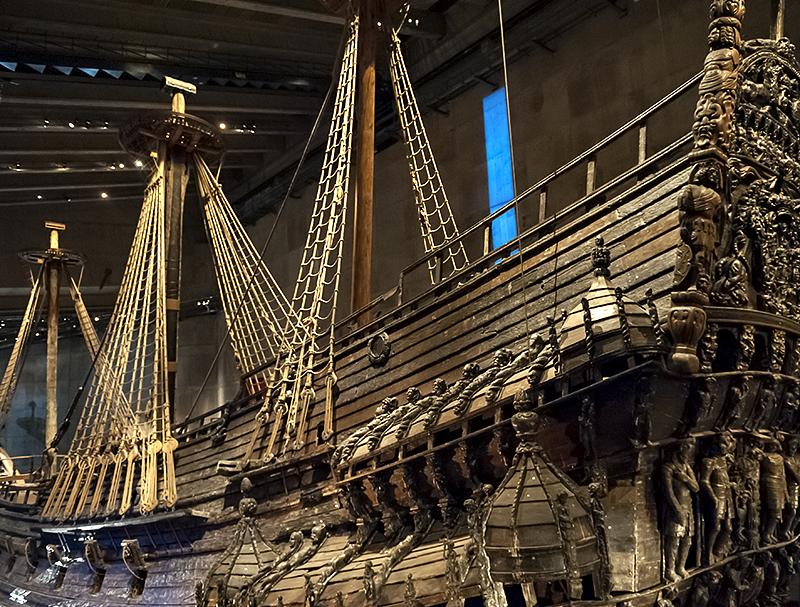 Vasamuseet (2), the royal warship Vasa