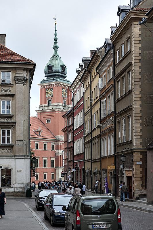 Warsaw views