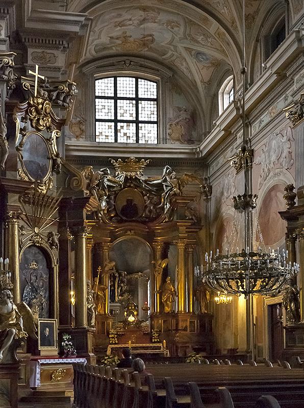 Warsaw churches, St. Annes