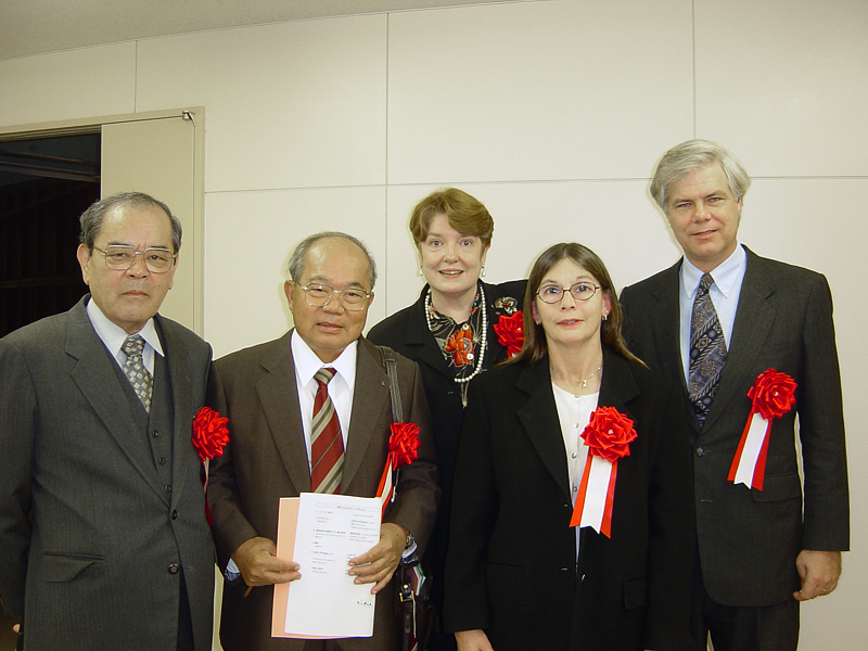 Speech contest judges