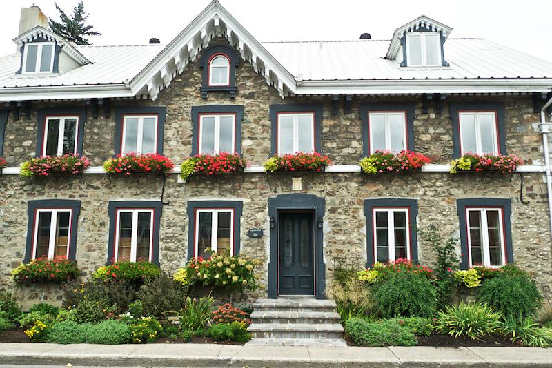 Maison ancestrale, Varennes