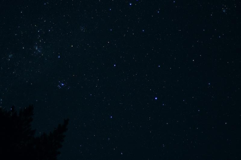 Southern night sky (#2 of 2)