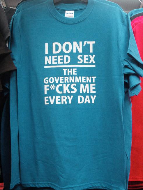 I Dont Need Sex!