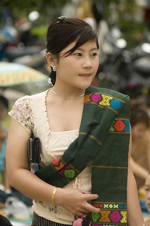 Boun Khao Salak festival, Savannakhet