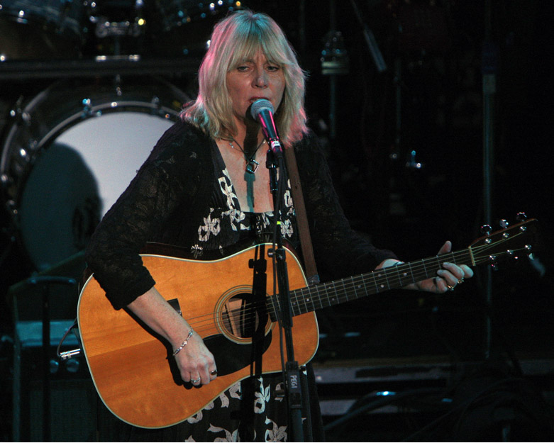 Pegi Young, wife of Neil Young