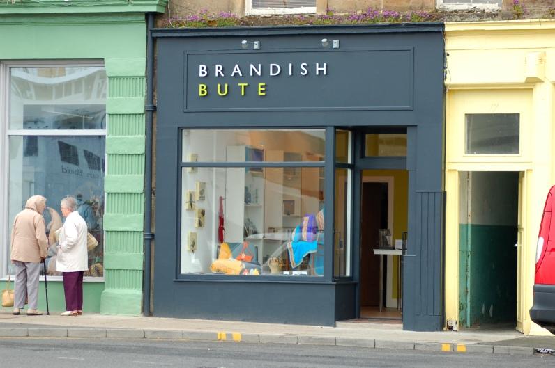 Brandish Bute
