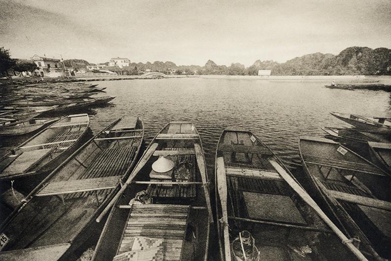 vietnam, tam coc boats