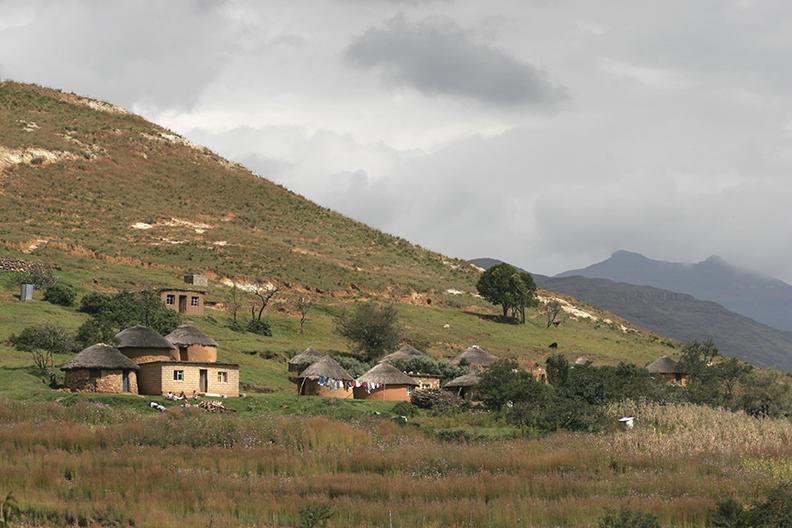 lesotho 2005