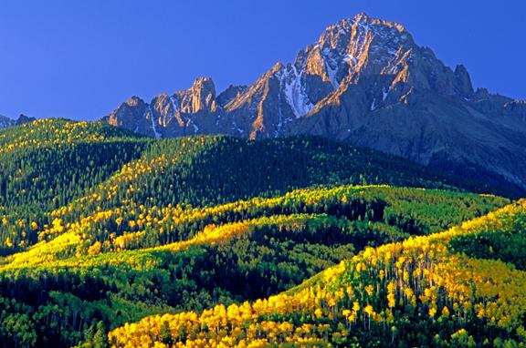 (CR16) Sneffels Peak, CO