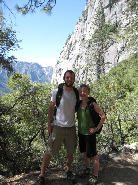 Hike to Upper Yosemite Falls - IMG_1981.JPG