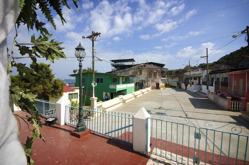 Tabogas main street