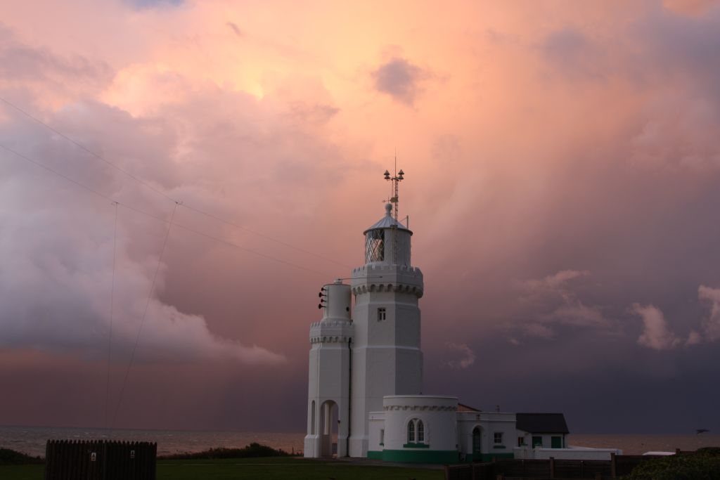St Catherines Lighthouse