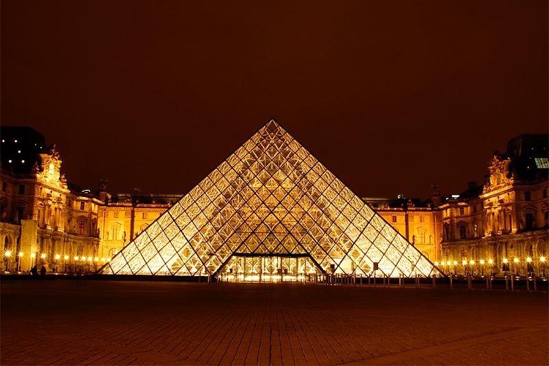 Louvre 12/08