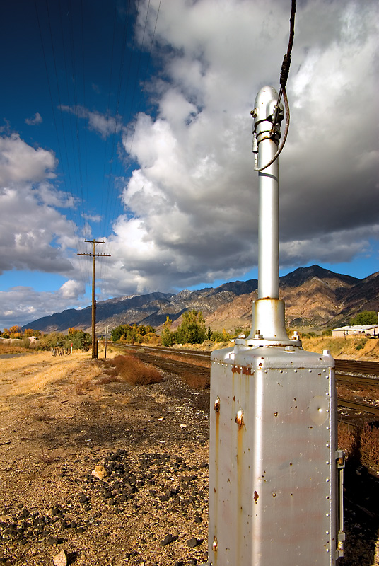 Railroads and Mountains