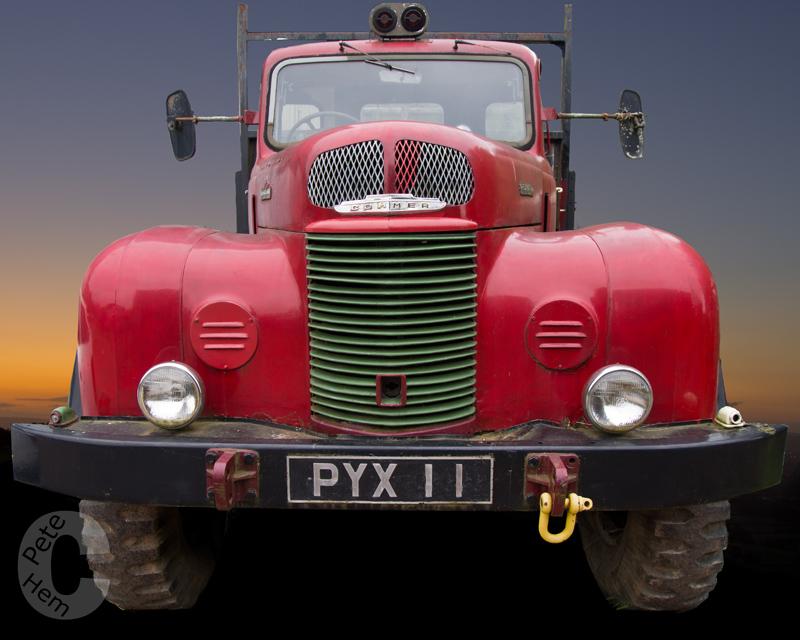 Comma truck