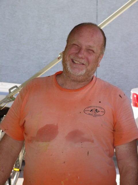 Ricks friend Terry