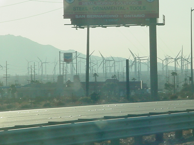 windmills for power