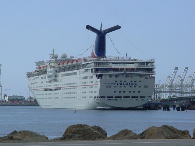 paradise cruise line<br>Long Beach CA