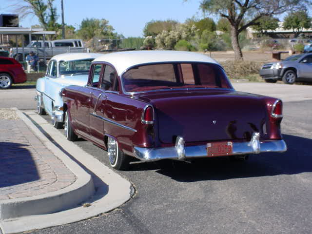 1955 Chevy 4 door