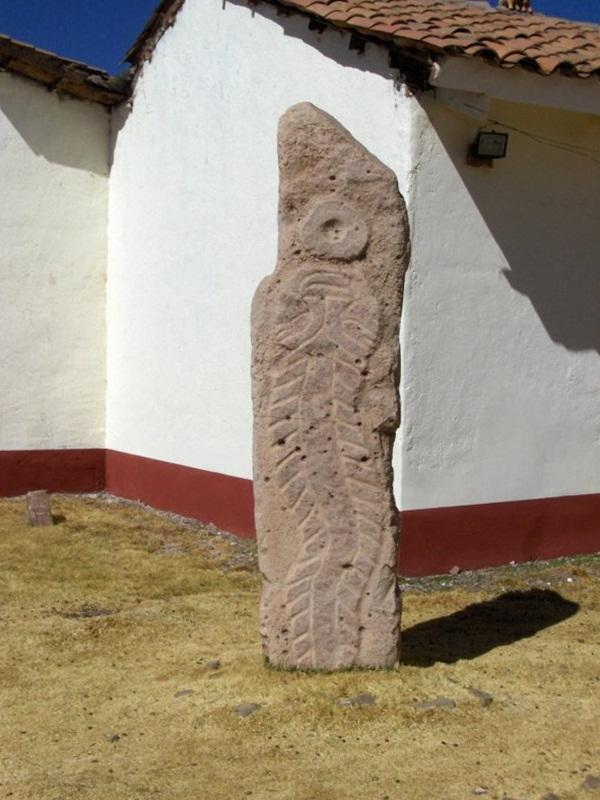 Ruta de Puno a Cusco