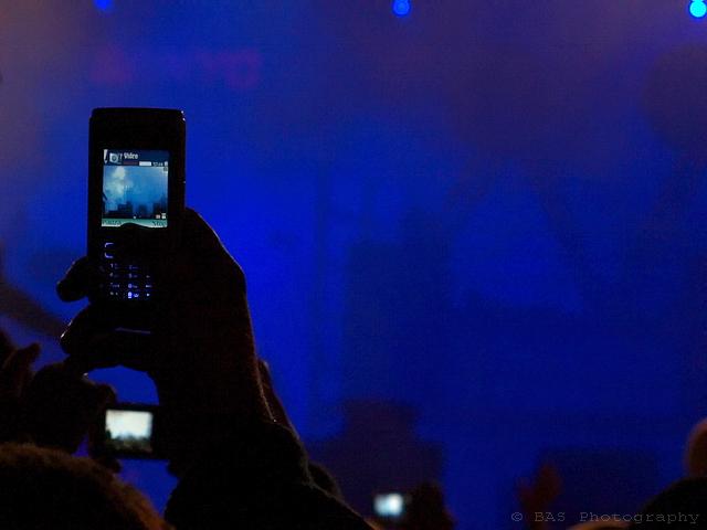 Concert in open air - Sistem